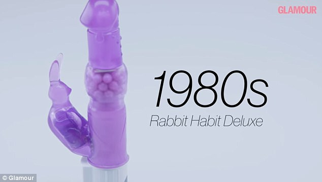 Big hit: The Rabbit appeared in the 1980s but became a best seller after being featured on an episode ofSex & the City
