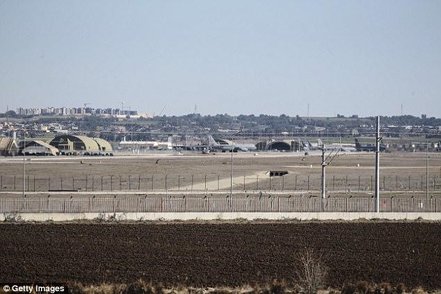 Alegaciones: El nacional ruso habría planeado estrellar un avión estadounidense usando un zángano para interrumpir su vuelo en la base aérea de Incirlik, al sur de Turquía