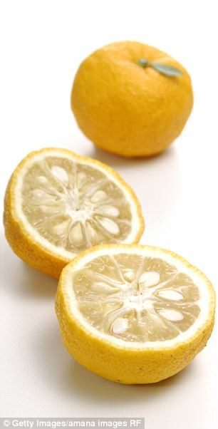 The Japanese citrus fruit hailed as the next superfood because of its level of vitamin C