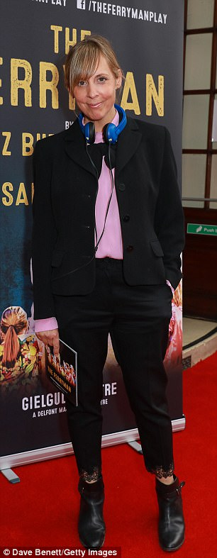 Former host Mel Giedroyc
