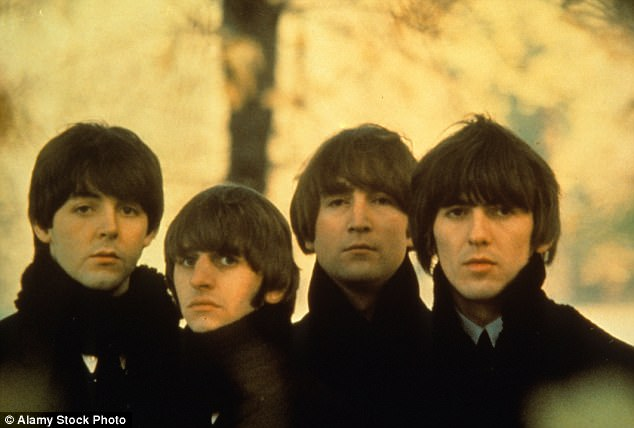 Blast from the past! He made history alongsideJohn Lennon, George Harrison and Ringo Starr in the iconic rock band The Beatles