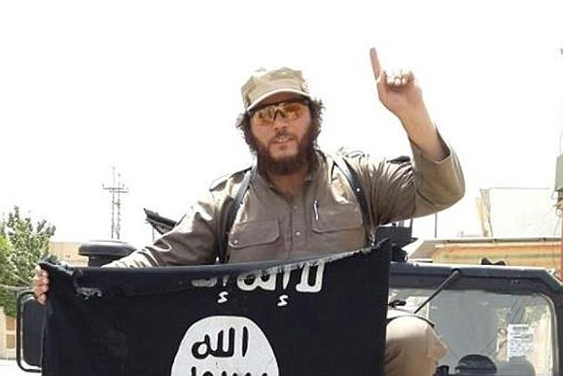 Mr Dutton added that while nobody wanted to see the death of Australian children, Sharrouf (pictured) had made the choice to take his sons into a warzone