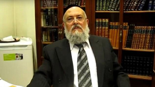 Barcelona's chief rabbi Meir Bar-Hen told his congregation to move to Israel to flee terror