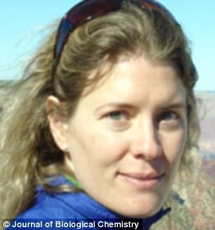 Chemistry professor Aimee Palmitessa, 45, was arrested on Friday morning