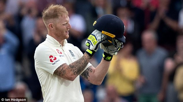 Stokes was dropped twice on his way to 100 and hailed the luck he enjoyed at Headingley