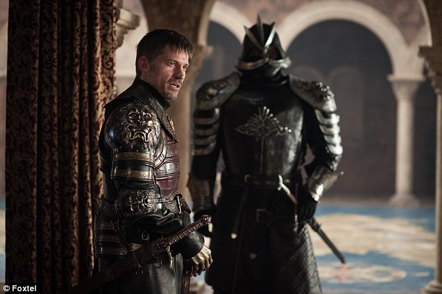 Risultato immagine per jaime lannister