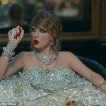 Taylor Swift Takes A $10million Diamond Bath In New Music Video