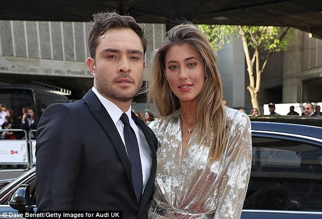 Sidekick: He is currently dating modelJessica Serfaty