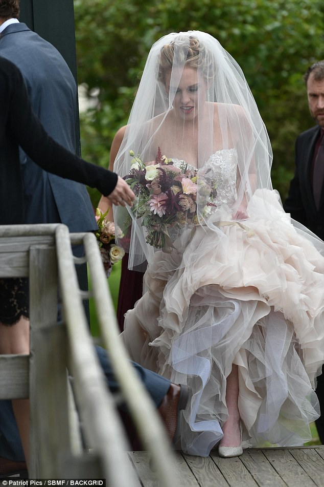 Taylor Swift Is A Bridesmaid At Best Friends Wedding