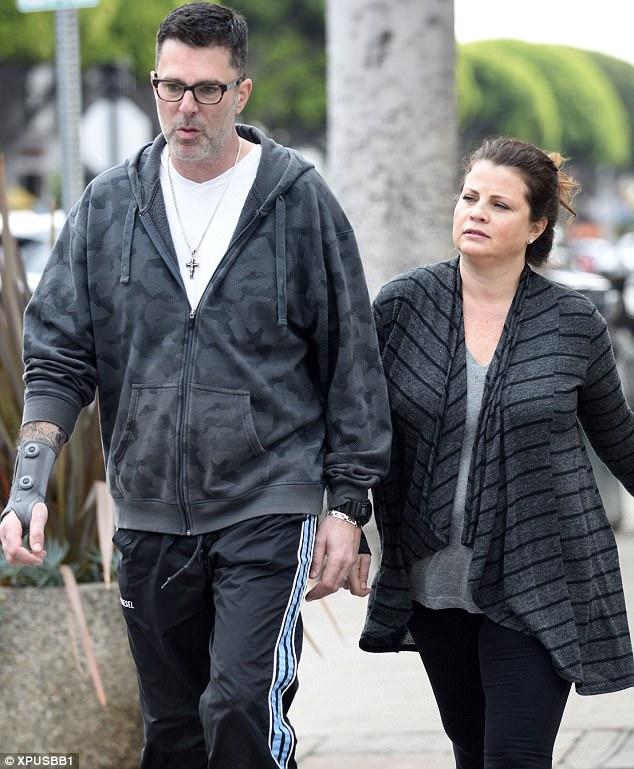 Yasmine Bleeths Husband Sues Disney Daily Mail Online