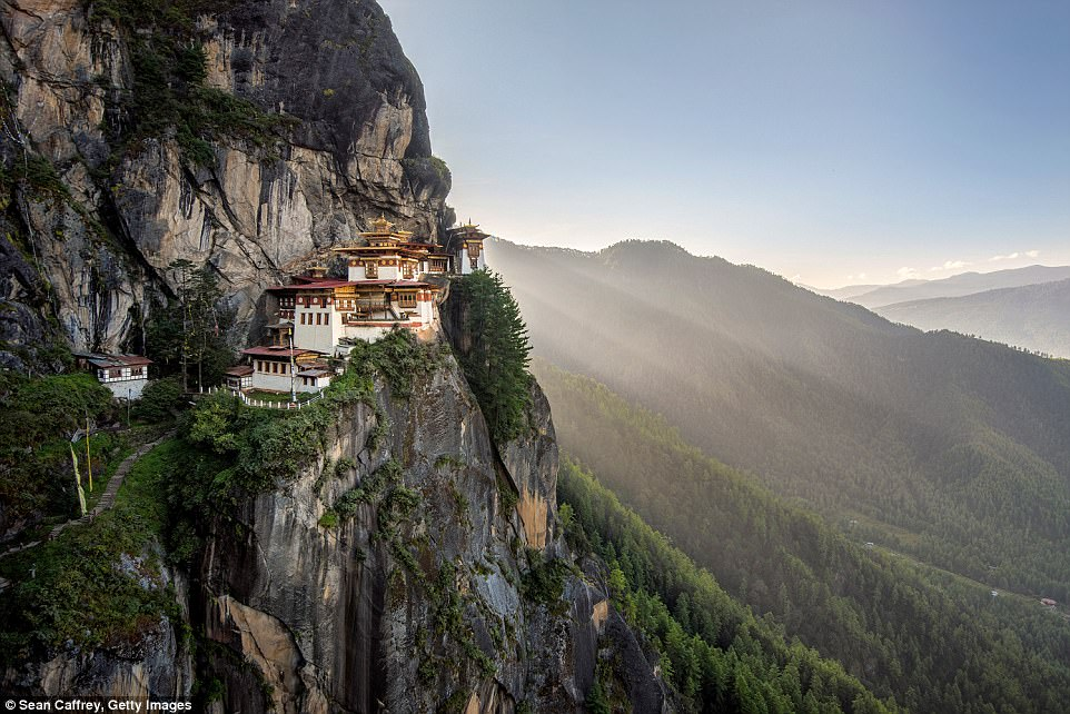 Bhutan opened its doors to Western tourists in the 1970s, but with more and more tourist visas being issued, travellers are advised to visit sooner rather than later
