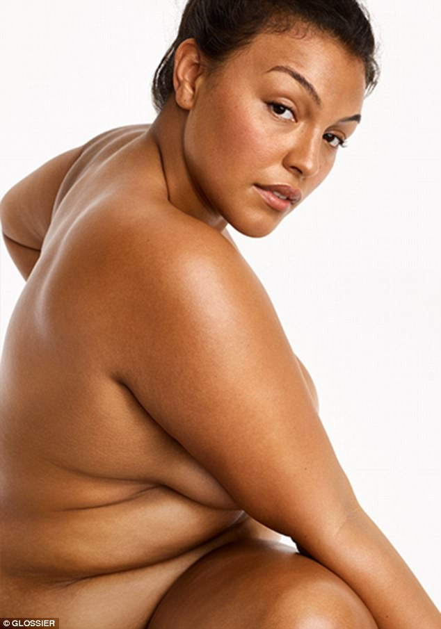 Real experience: Plus-size model and Instagram star Paloma Elsesser also stars