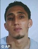 Barcelona suspect Driss Oukabir