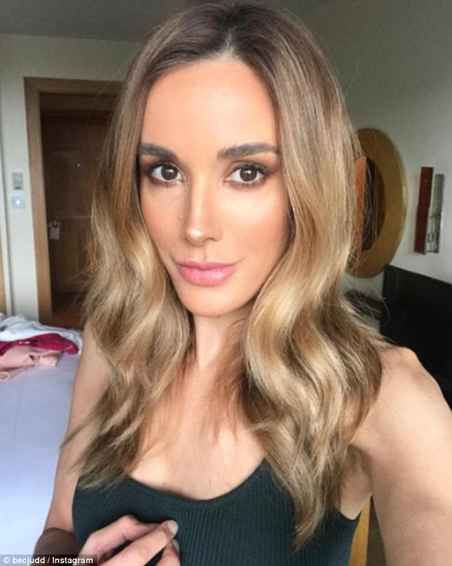 How does she do it? On Friday, Bec revealed she was heading straight to filming for Nine's Postcards in Ireland after stepping off a 34-hour flight