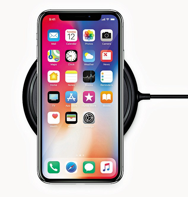 Naturally, iPhone X looks lovely ¿ with its ¿all-screen¿ look, it¿s basically a Samsung phone, but made by Apple