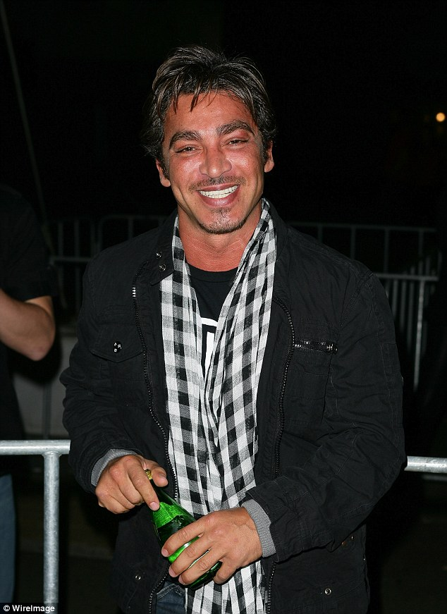 John Ibrahim, pictured at a 2010 fashion show, writes in Last King of the Cross that he has retired from running nightclubs and that 'an era has passed and me along with it'
