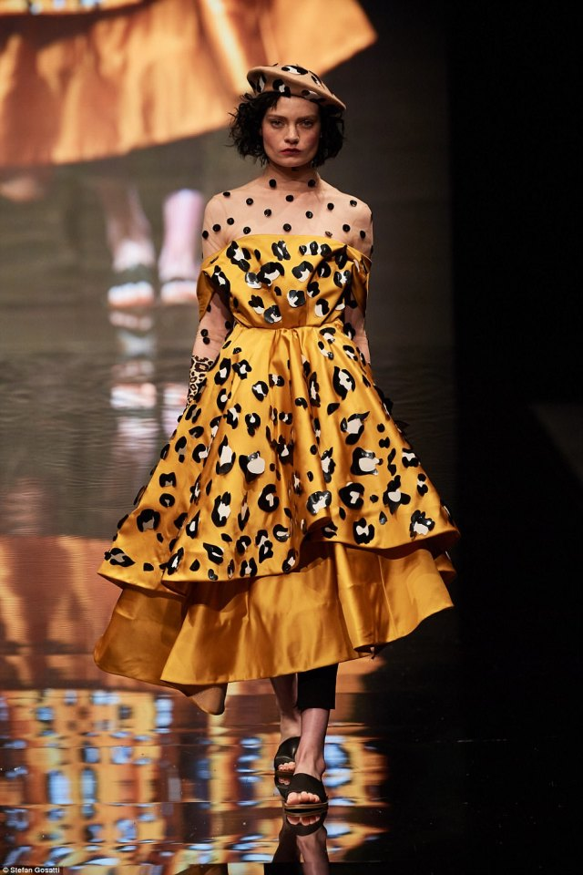 The New Generation runwaypresents the next big things in the fashion industry, not just from Perth but on a national level