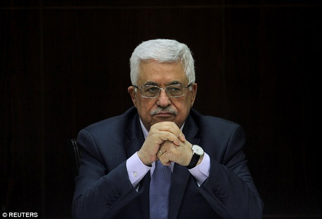 The militant group Hamas has agreed to a series of key conditions with rival movement Fatah led by President Abbas (pictured) which could signal the end of a 10-year-long feud in Palestine