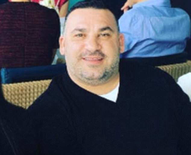 Michael, 37, (pictured) and Fadi Ibrahim, 43, were arrested on August 8 for their alleged roles in an $810 million drug ring spanning across Sydney, the Netherlands and Dubai