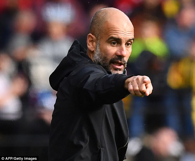 Pep Guardiola's team lead the Premier League, having scored 16 goals in their first five games