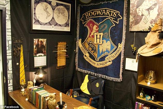 Harry Potter House Decorations