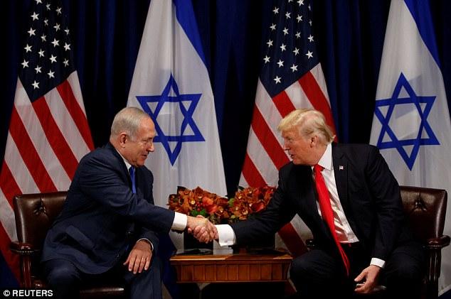 Trump hizo la declaración durante una reunión bilateral con el primer ministro israelí, Benjamín Netanyahu, al margen de la Asamblea General de las Naciones Unidas