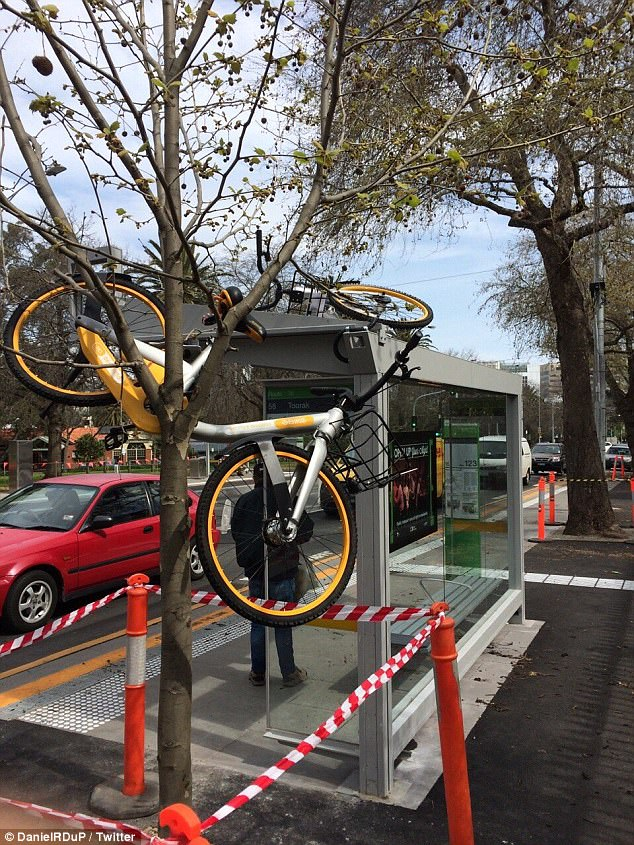 Australias Attempt At Adopting The Chinese Model For A Public Bike Sharing Scheme Is Failing