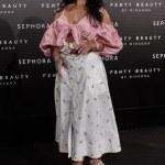 Rihanna's Beauty Line Takes Madrid