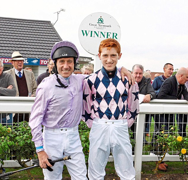 Image result for david egan jockey