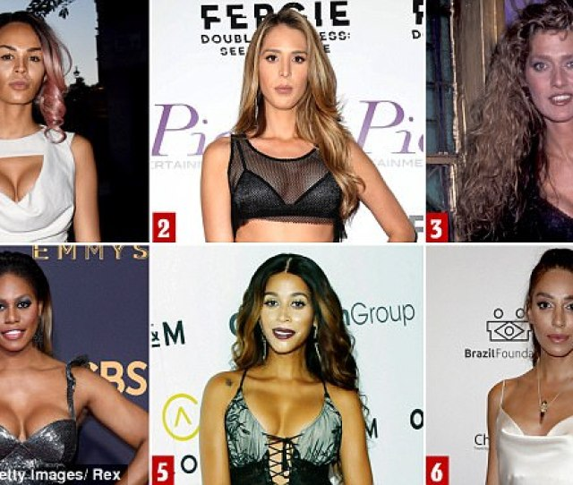 Among The Winners In Front Magazines First Ever Sexiest Transgender Women Poll Are