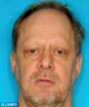 Stephen Paddock, the man behind America's worst ever mass shooting, was prescribed Valium months before the massacre