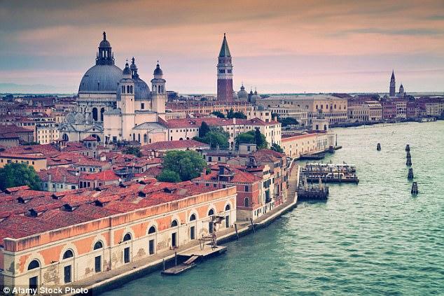 Zwei Regionen Italiens bereiten sich auf Referenden vor. Bild: Venedig, die Hauptstadt von Venetien