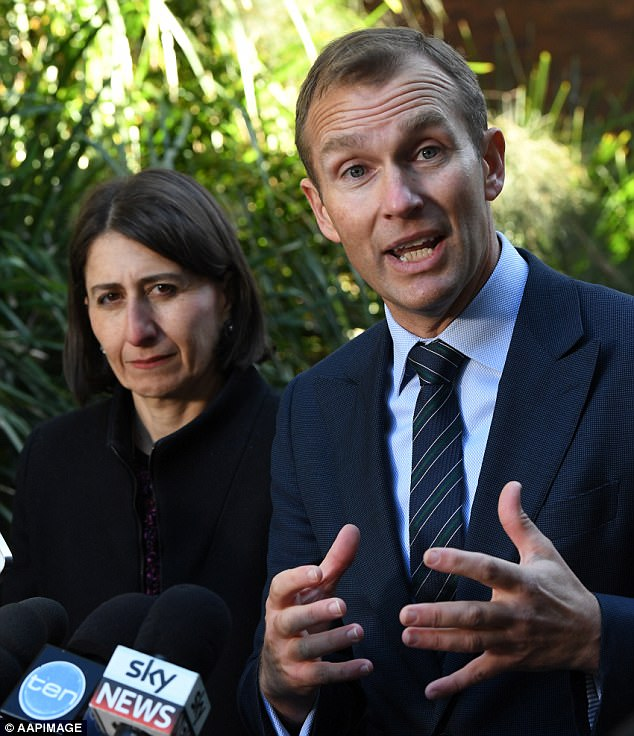 NSW Education Minister Rob Stokes fears Muslim students being radicalised and wants schools to pledge allegiance to Australian values on a registrar