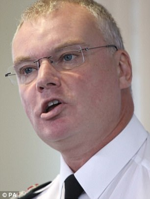 Wiltshire Chief Constable Mike Veale said officers have 'gone where the evidence has taken us'