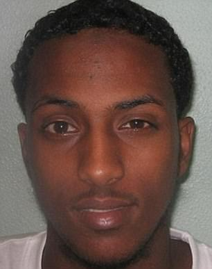 Another Briton in ISIS with a history of sexual violence - Ondogo Ahmed, from London, who was jailed for eight years after raping a 16-year-old girl - joined the group in 2013