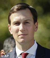 Fake identities: James Linton posed from his British suburban home as Jared Kushner, Donald Trump Jr and Eric Trump