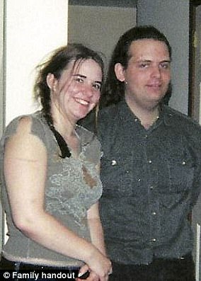 The couple are seen before their release