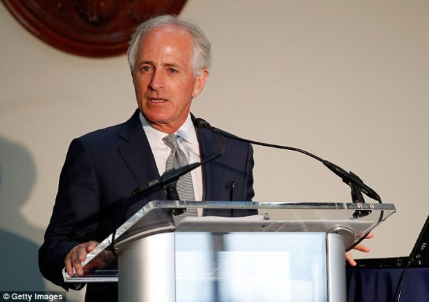The White House has Sen. Bob Corker, R-Tenn., to worry about as well. A fiscal hawk, Corker and President Trump have been feuding all week, with Corker labeling the White House an 'adult day care center' and saying Trump could put the U.S. on the path toward 'World War III'