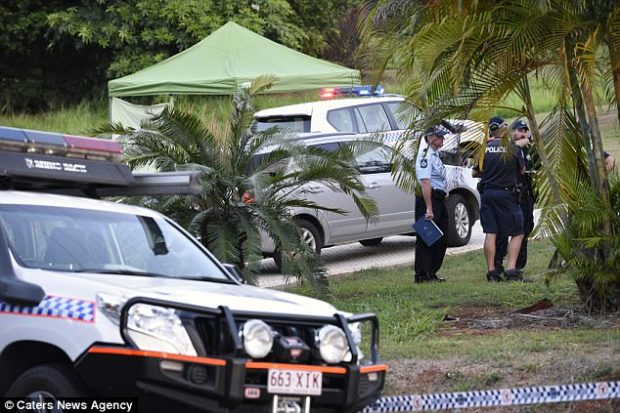 Police and other agencies remain at the scene, with representatives from The Australian Parachute Federation also sent in from Brisbane to investigate