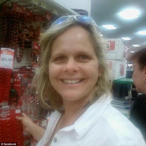 Mother-of-eight Kerri Pike (pictured), was killed while taking part in a tandem skydive at Mission Beach on Friday