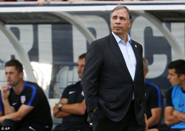 Bruce Arena has resigned as head coach of the USA following their World Cup failure