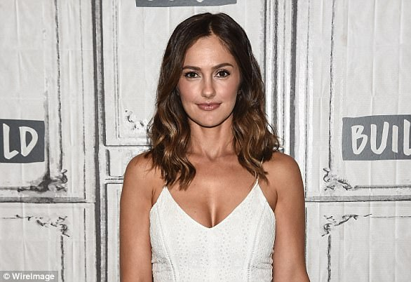 Minka Kelly said she met Weinstein at an event and soon after was asked by her agent if she would be willing to meet him at his hotel room to discuss her career