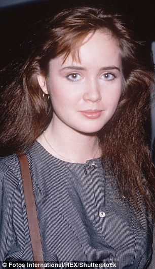 Lysette Anthony pictured in 1983