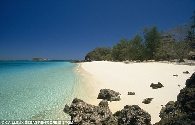 Madagascar, off the coast of Africa, is a popular destination with British and European travellers