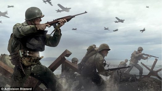 Call of Duty: WWII is out on November 3, and a lot of esports competition is planned around it