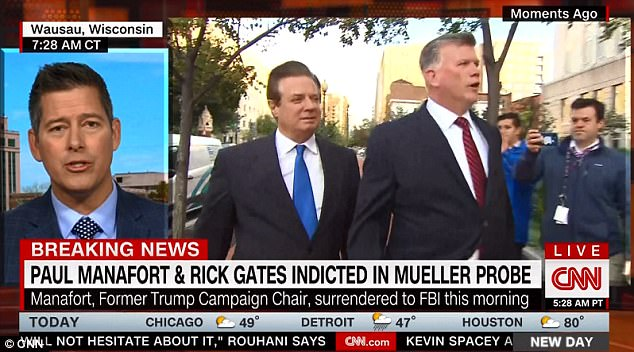 Image result for images of paul manafort and rick gates