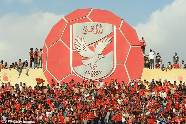 The Egyptian club could bring home their ninth African title with a win in Morocco on Saturday