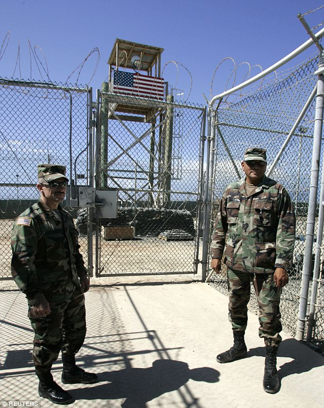 America's heavily fortified Guantanamo Bay prison camp, situated on leased land in Cuba, has been the home of suspected jihadi terrorists for decades