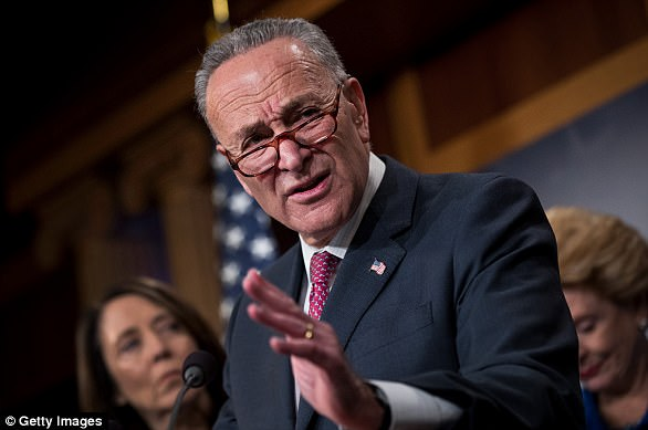 Senate Minority Leader Chuck Schumer originally introduced the diversity visa program to an immigration bill in 1990 when he served in the House of Representatives