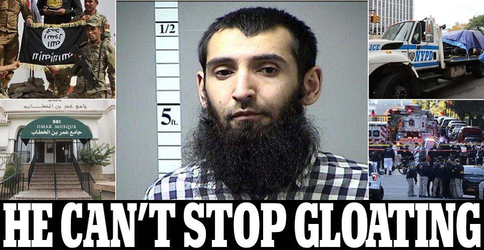 New York terrorist revealed after Manhattan attack